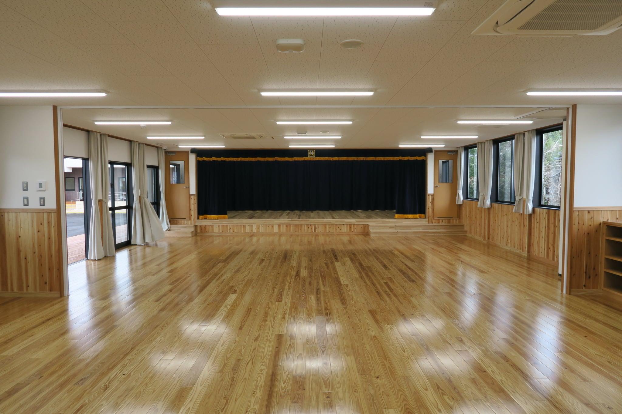 大崎幼稚園(鹿児島県大崎町)
